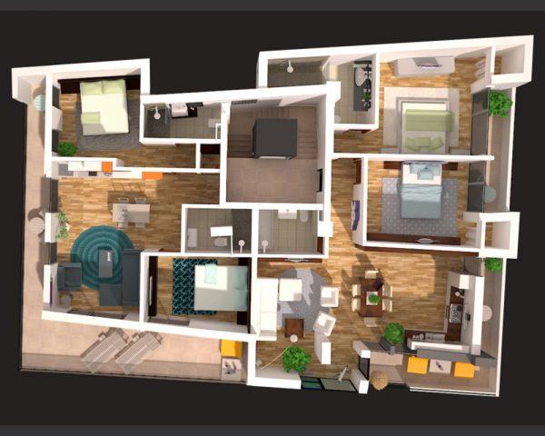 Apartment | 85 m2