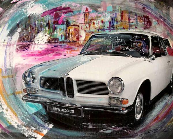 BMW 3200 CS / 1965