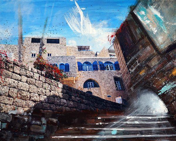 Jaffa entrance