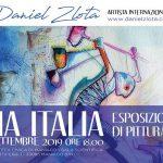 Via Italia – Esposizione di Pittura